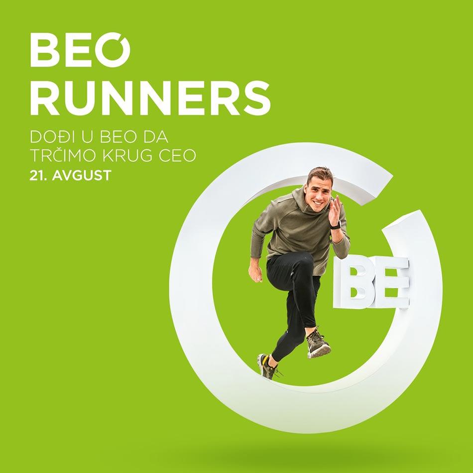 BEO runners & Mihail Dudaš